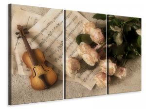 Ljuddämpande tavla - The violin - SilentSwede