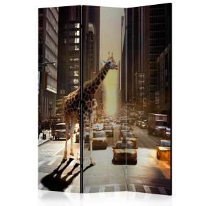 Rumsavdelare - Giraffe in the Big City - SilentSwede