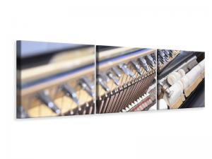Ljuddämpande tavla - Piano action - SilentSwede