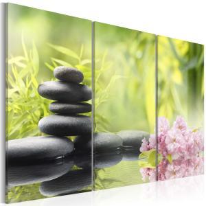 Ljuddämpande tavla - Zen composition - SilentSwede