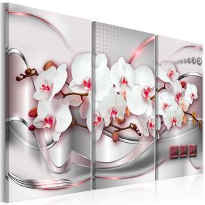 Ljuddämpande tavla - Wonderful Orchids I - SilentSwede
