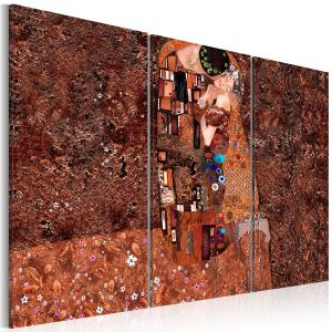 Ljuddämpande tavla - Klimt inspiration - The Color of Love - SilentSwede
